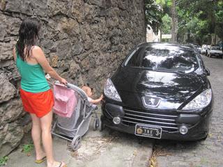 Carro-CALÇADA
